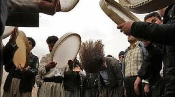 مراسم پیر شالیار نمادی به قدمت تاریخ صدای ایرانیان