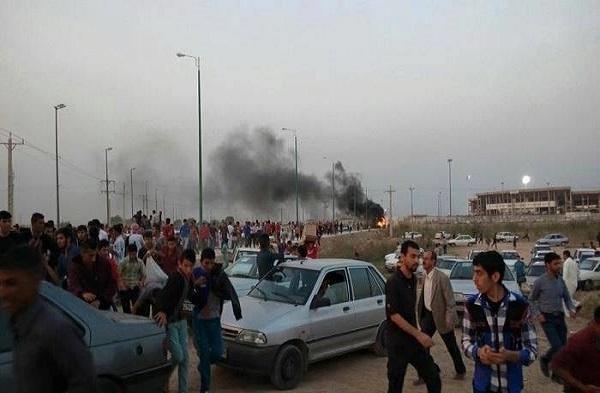 بازداشت حدود هزار نفر از عربهای اهواز در بازی فوتبال