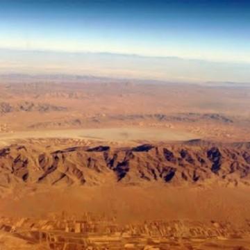 دریاچه کافتر خشکسالی