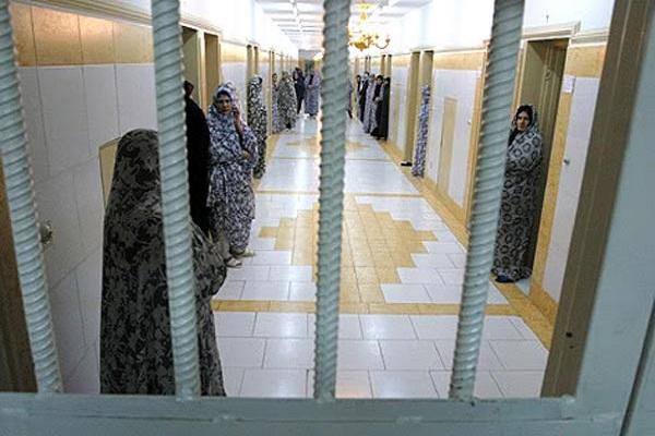 شایع ترین جرم زنان زندانی در تهران